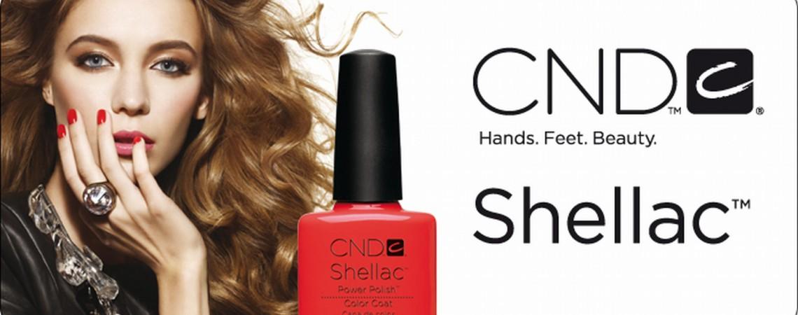 Original CND Shellac