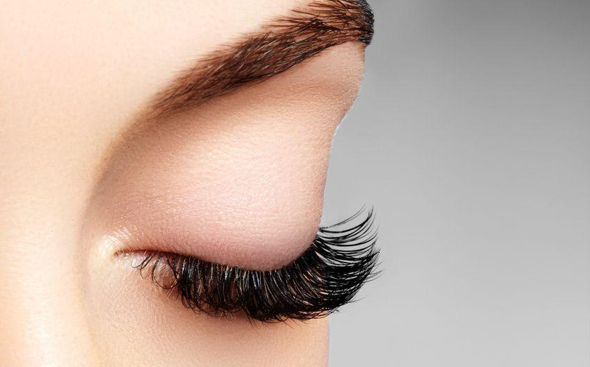 Schöne Augen & Wimpern